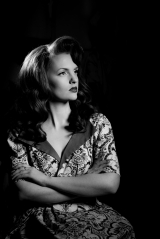 <h5>Highly Commended Experienced - Film Noir by Scott Sinden</h5>