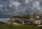 <h5>Highly Commended Aspiring - A Cold Day At Whitby by Lorraine Spittle</h5>