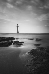 <h5>Perch Rock Lighthouse by Laura Hacking</h5>