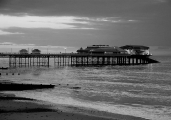 <h5>Cromer Pier by Terry Aspittle</h5>