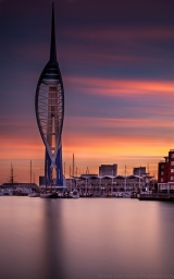<h5>Spinnaker Tower by Paul Watt</h5>