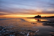 <h5>Highly Commended Experienced - Northumberland Dawn by Alan Raeburn</h5>
