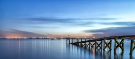 <h5>Highly Commended Aspiring - Southend in Blue by Richard Wiseman</h5>