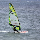 <h5>Experienced - Windsurfer by Gerry Simpson</h5>