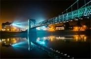 <h5>Aspiring - Suspension Bridge Nottingham by Alan Douglas</h5>