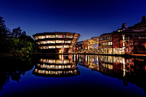 Jubilee Campus, Nottingham by  Mark
