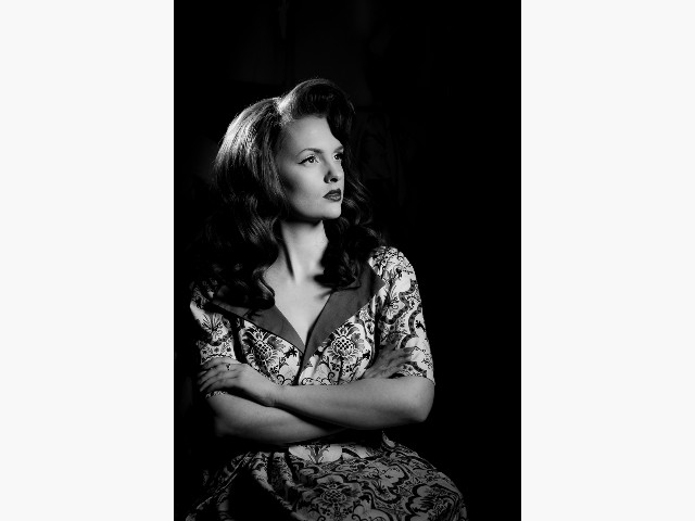 Highly Commended Experienced - Film Noir by Scott Sinden