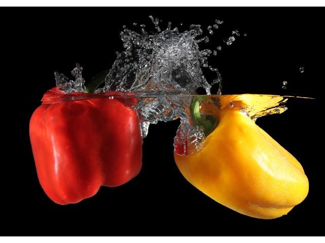 2nd Aspiring - Dropped Peppers by Daniel Troop