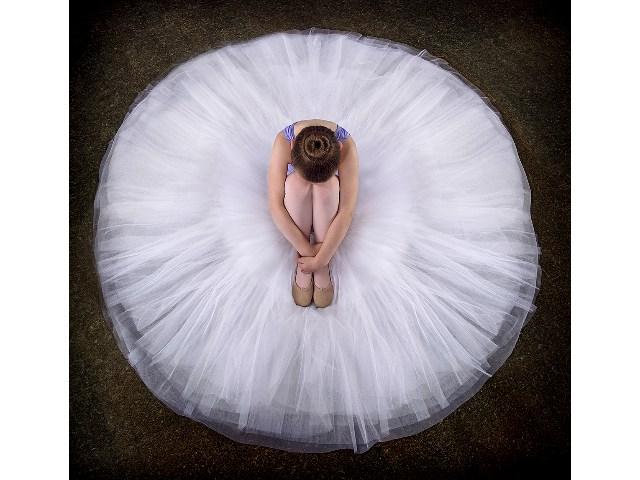 1st Experienced - Sweet Ballerina by Pauline Pentony